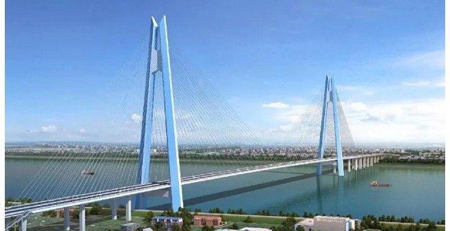 """两座长江大桥建设""""进笼子"""",松滋交通迎来"""