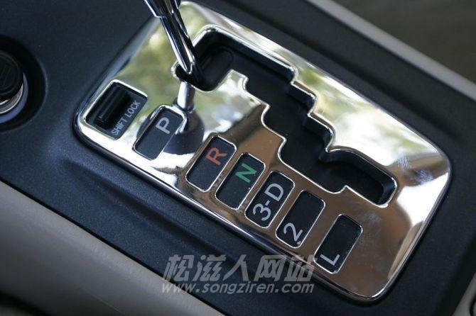 小汽车-(自动-手动-档位说明)